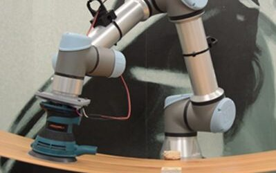 ARAS – Adaptative Robotic Algorithms for Sanding