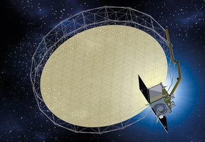 HDRM REACT 15KN for H2020 Large European Antenna (LEA)