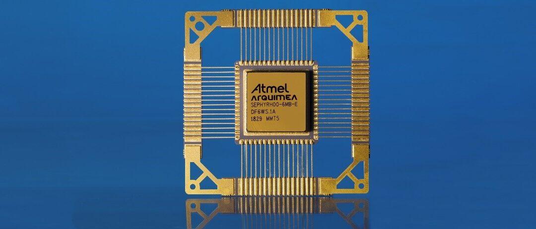 Rad-hard Ethernet PHY transceiver 10BASE-T/100BASE-TX