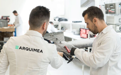The technology company ARQUIMEA merges its brands to boost its growth in the defence and aerospace sectors