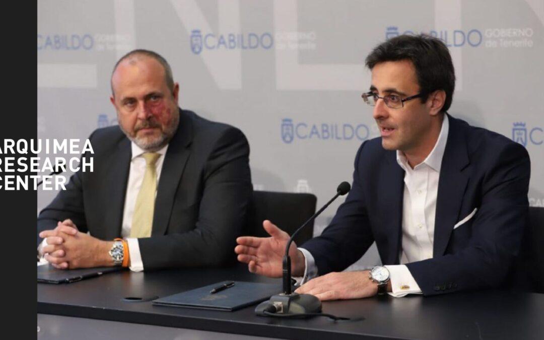 Tenerife kickstarts Nanotec ARQUIMEA