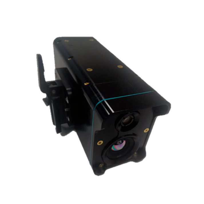 eCOMPAX gyroscope with two cameras for Northkeeping
